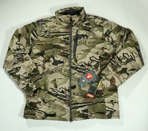 Under Armour Timber Hunting Jacket Ridge Reaper Barren Camo 1316734-999 All Size