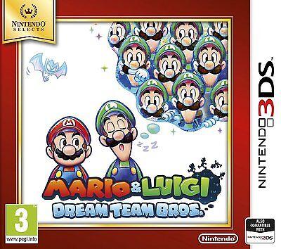 Mario & Luigi Dream Team Bros 3DS NUEVO - Mario Bros Zubehör