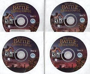 Lord-of-the-Rings-Battle-For-Middle-Earth-I-1-PC-CD-Game-NEW-CDs-Key-Only