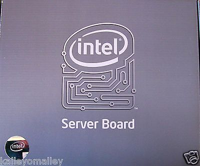 Intel S3200shv Atx Lga775 Ddr2 Server Board Retail Box