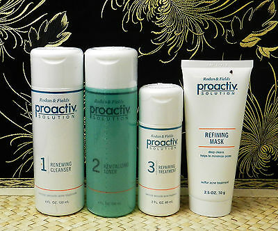 Proactiv  3-step Acne Treatment 60-day 3-step kit plus mask  on Rummage
