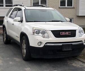 2007 GMC Acadia Slt - as is