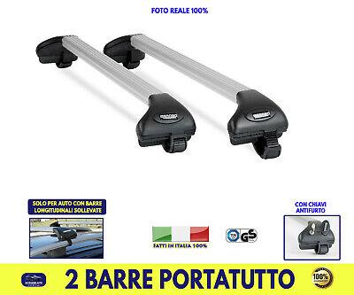 Barre Portatutto Volvo V 50 2004> da tetto Portapacchi kit rail auto di set per