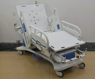 Stryker Secure 3 S3 Medical Surgical Bed Ref 3200 S3 16402