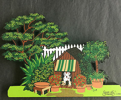DOG AND DOGHOUSE ACC22 Shelia's MINT Made in Charleston SC HARD TO FIND