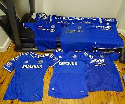 Vintage Chelsea Football Club Jerseys