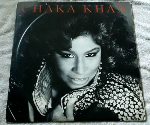Chaka Khan Self-Titled 1982 Vinyl LP - $3.00