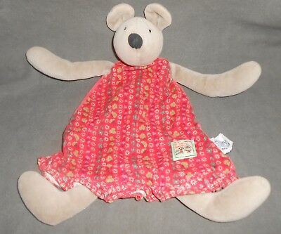 MOULIN ROTY*Puppe*Stoffpuppe*Spielpuppe*Violette*les rosalies*45cm