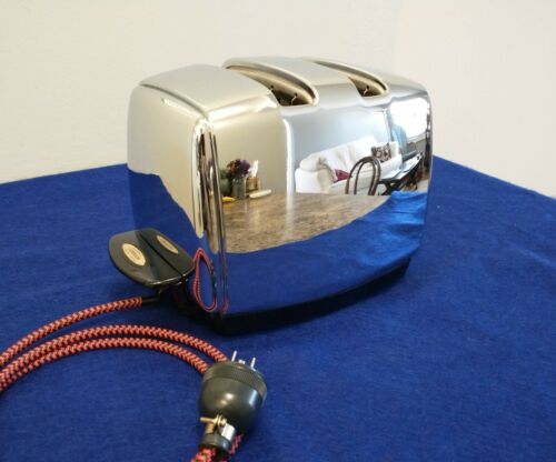 FULLY RESTORED - Sunbeam T-35-1 Radiant Control Toaster