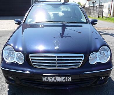 2006 Mercedes-Benz C180 Turbo Elegance Sedan Belmont South Lake Macquarie Area Preview