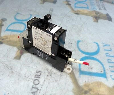 Fuji Electric Circuit Breaker   CP 31E//5  5A   1 Pole