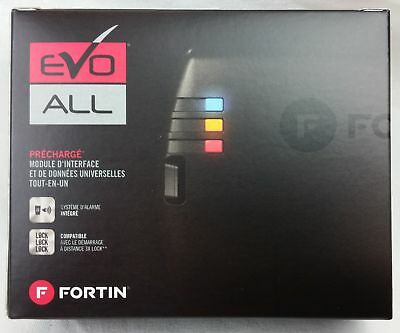 Fortin EVO-ALL Immobilizer Bypass Module for Remote Car Starter iFar EVOALL