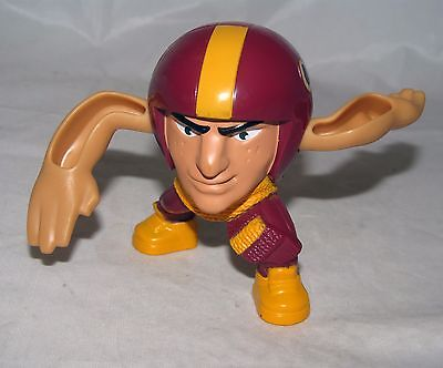 Washington Redskins NFL Football Rush Zone McDonalds Figure Figurine Cake Topper (Redskins Cake)