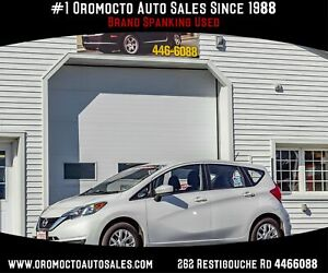 2018 Nissan Versa Note 1.6 SV Heated Seats, Back Up Camera, C...