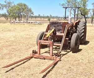 Fiat 750 Tractor for sale Lowood Somerset Area Preview