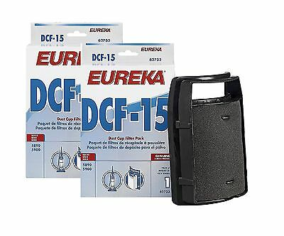 Eureka Filter (62733) Style DCF-15 2-Pack