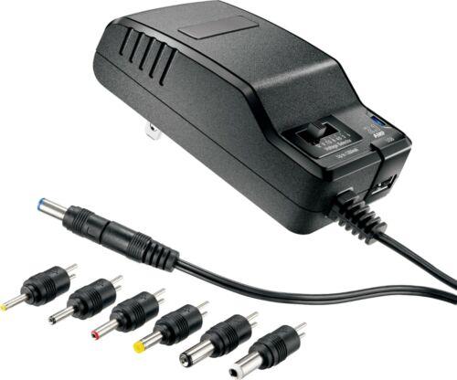 InsigniaTM - Multi-Voltage AC Adapter