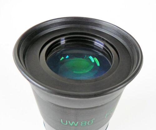 "2"" UW F30mm 80 Degree Telescope Eyepiece Fully Multicoated"