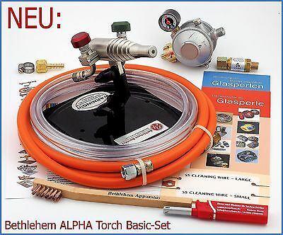 -NEU- Bethlehem Burners: The ALPHA Torch, Basic Set -TOP-Angebot!