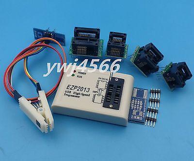 Ezp2013 24 25 26 93 Latest High-speed Usb Bios Programmer 4socketdip8 Adapter