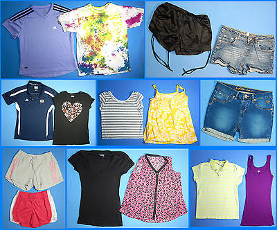 15 Piece Lot of Nice Clean Girls Size 14 Spring Summer Everyday Clothes ss61 - Nice Girls Clothes