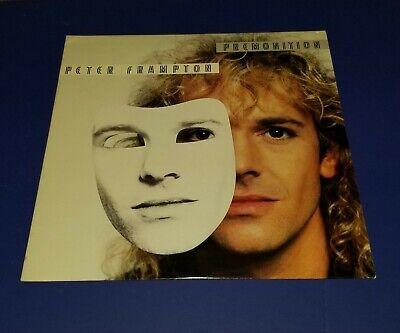 PETER FRAMPTON: PREMONITION - LP Vinyl - 1986 - Atlantic 81290-1 -