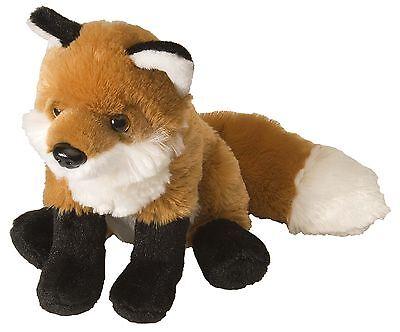 Wild Republic Plüschtier Stofftier Kuscheltier Fuchs Reiner 20 cm