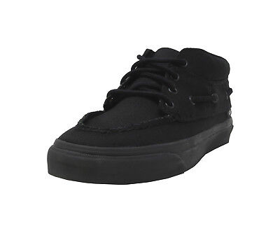 VANS Chukka Del Barco Black Lace Up Casual Sneakers Adult Men - Lace Up Vans