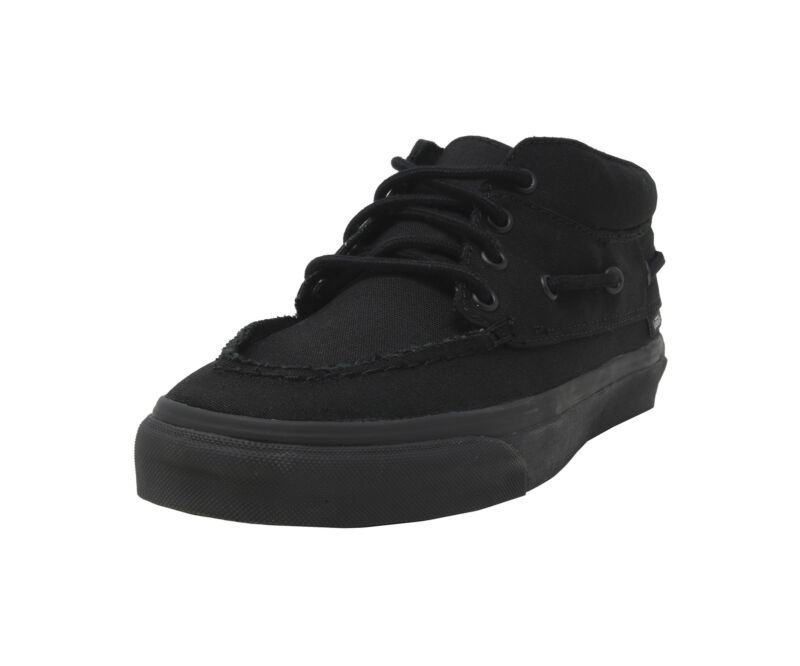 VANS Chukka Del Barco Black Lace Up Casual Sneakers Adult Men Shoes