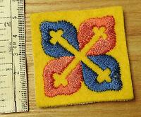An Original Military Wessex Training Brigade Group Cloth Badge Formation (3758) -  - ebay.co.uk