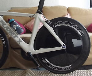 AERO DISC REAR WHEEL COVERS - CYCLING - TIME TRIAL - TRIATHLON