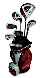 New Callaway Boy's XJ Series Junior Golf Set (Age 9-12) RIGHT-HANDED