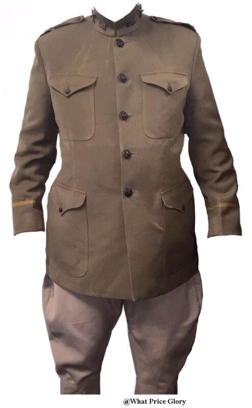 US AEF M1912 Officer