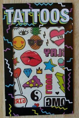 Fun Tattoos Stocking Filler NEW 99p