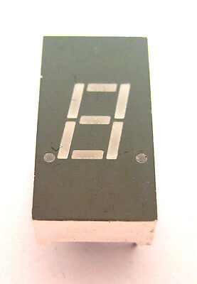 Nte3054 Man3410 Common Anode 7 Segment Display