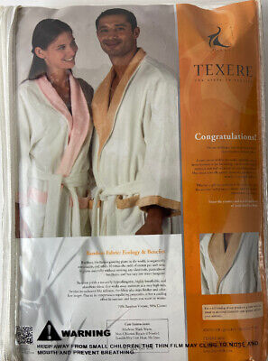 Men's Terry Cloth Bath Robe - Luxury Comfy Robes by Texere Bamboo Cotton Bamboo Terry Robe