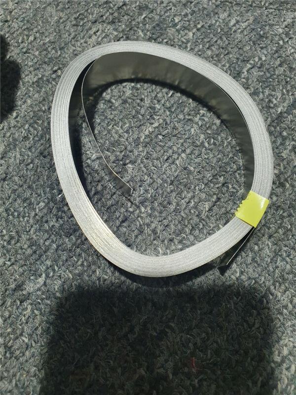 33 Feet Nickel Strip Tab 0.15mm x 15mm 10m For Battery Spot Weld US SHIPING