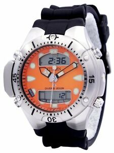 Citizen Promaster Aqualand Scuba Diver JP1060-01Y Watch