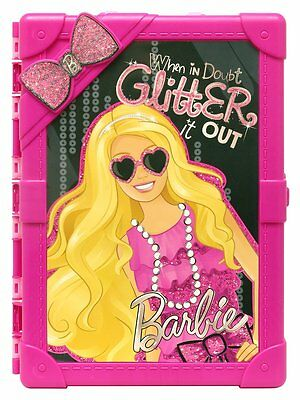 Barbie Trunk, Pink, Carrying Storage Organizer, New, Free Shipping