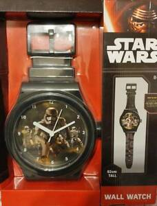 Star Wars Wall Watch 92cm Tall Windang Wollongong Area Preview
