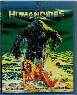 Humanoides del abismo (Humanoids from the Deep) (Bluray Nuevo)