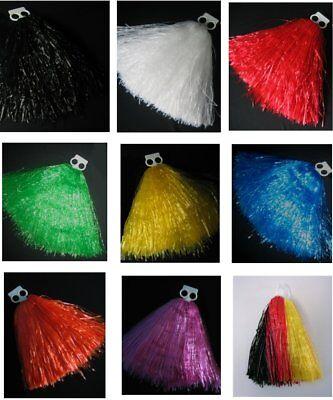 Tanzwedel Pompon 50 Gr. Poms Pom Puschel Cheerleader Cheerleading unter. Farben