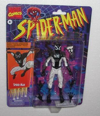 2020 Marvel Legends Retro Spiderman Negative Zone Pizza 6 inch Action Figure