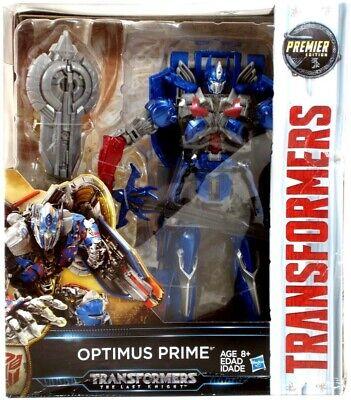 *Damaged pkg* Transformer Last Knight OPTIMUS PRIME Premier Edition Leader Class
