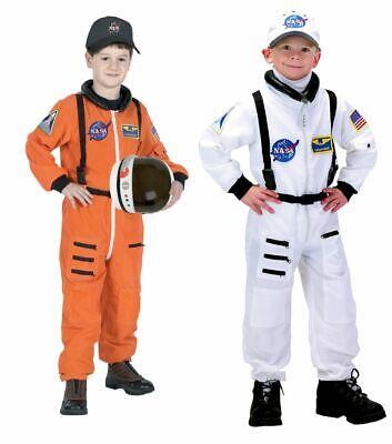 Jr. Astronaut NASA Kids Costume by Aeromax