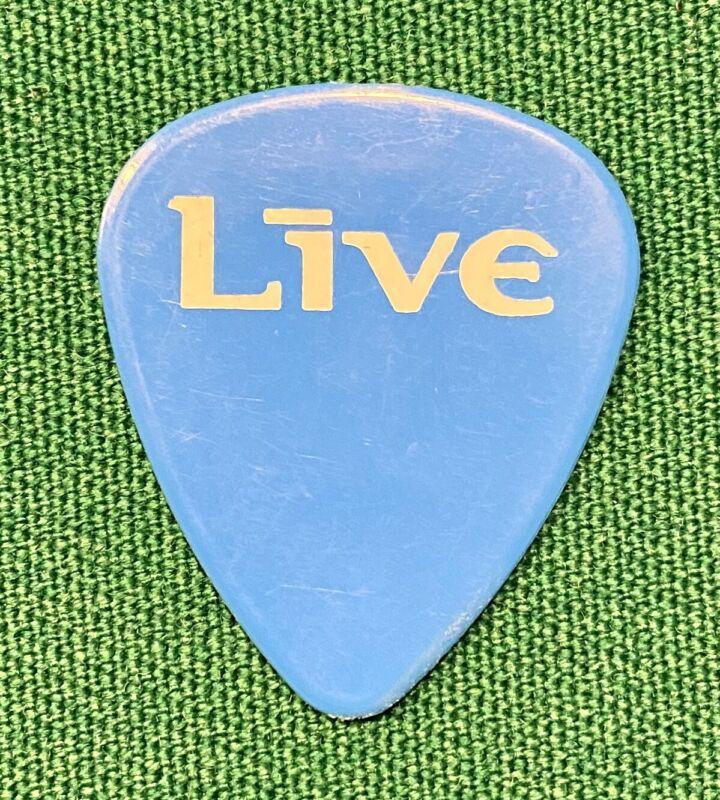 LIVE GUITAR PICK ED KOWALCYK signature pick from the 1997 Secret Samadhi Tour!!!