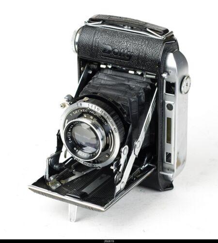 * Camera  RF 6X6 Certo Super Sport Dolly With Tessar 2,8/7,5cm
