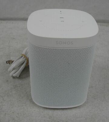Sonos ONE Gen 2 Voice Controlled Smart Speaker White
