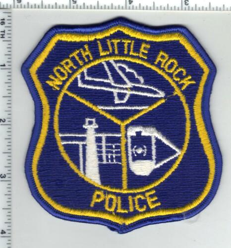 North Little Rock Police (Arkansas) 2nd Issue Shoulder Patch