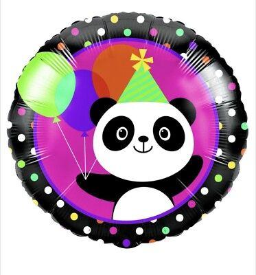 Panda Bear Party Decorations (5 Happy Birthday Panda Bear 18